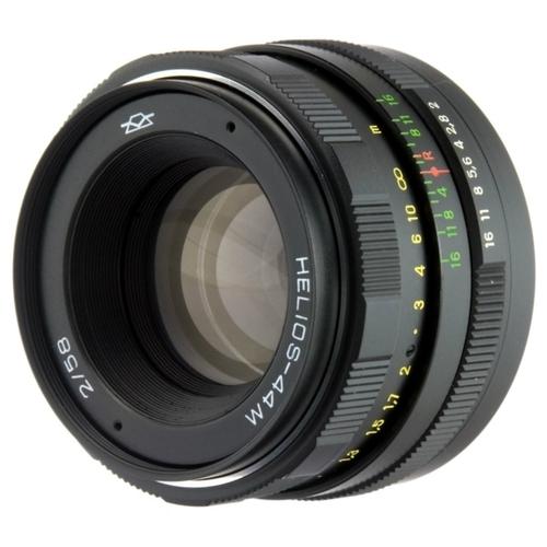 Объектив Зенит Гелиос 44 58mm f/2
