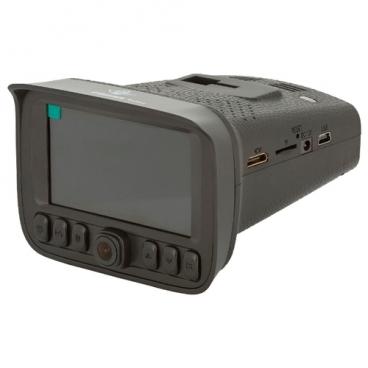 Видеорегистратор с радар-детектором Stonelock Kolima , 3 камеры, GPS