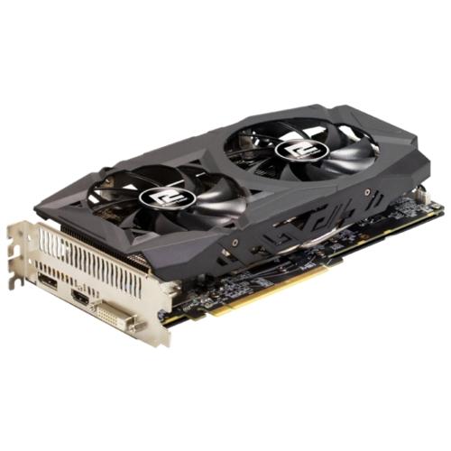 Видеокарта PowerColor Radeon RX 590 1545MHz PCI-E 3.0 8192MB 8000MHz 256 bit DVI HDMI HDCP Red Dragon