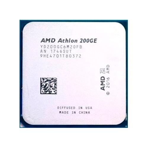 Процессор AMD Athlon Raven Ridge