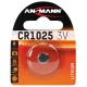 Батарейка ANSMANN CR1025