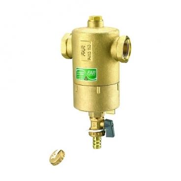 Фильтр механической очистки FAR FA 2205 1 муфтовый (ВР/ВР), латунь, с магнитной вставкой