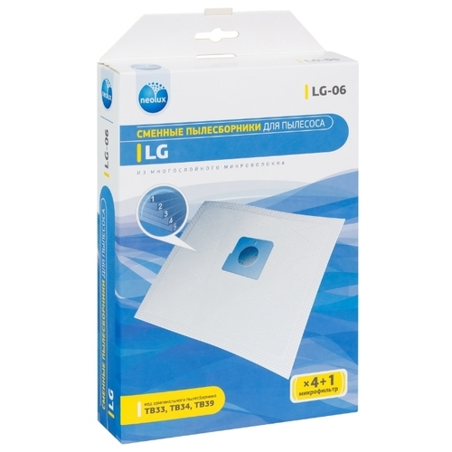 NEOLUX Синтетические пылесборники LG-06