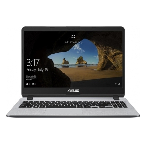 "Ноутбук ASUS X507UA-EJ1148 (Intel Pentium 4417U 2300 MHz/15.6""/1920x1080/4Gb/128GB SSD/DVD нет/Intel UHD Graphics 620/Wi-Fi/Bluetooth/Endless OS)"