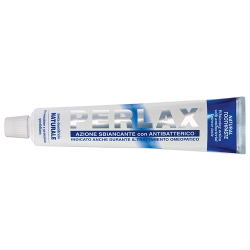 Зубная паста Perlax Отбеливающая гомеопатическая