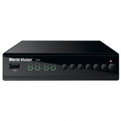 TV-тюнер World Vision T62A LE (обучаемый пульт)