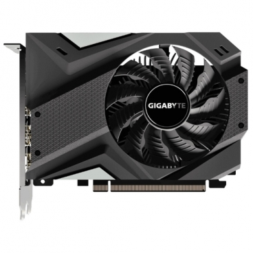 Видеокарта GIGABYTE GeForce GTX 1650 1680MHz PCI-E 3.0 4096MB 8002MHz 128 bit 2xHDMI DisplayPort HDCP MINI ITX OC