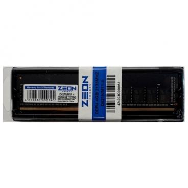Оперативная память 4 ГБ 1 шт. ZEON D421NM11-4