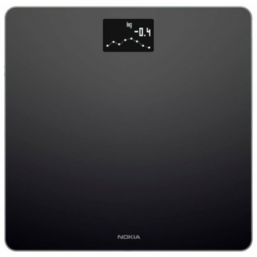 Весы Nokia WBS06 BK