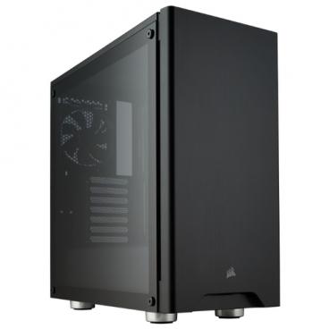 Компьютерный корпус Corsair Carbide Series 275R Tempered Glass Black