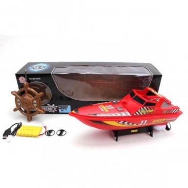 Катер Наша игрушка MX-0006-31