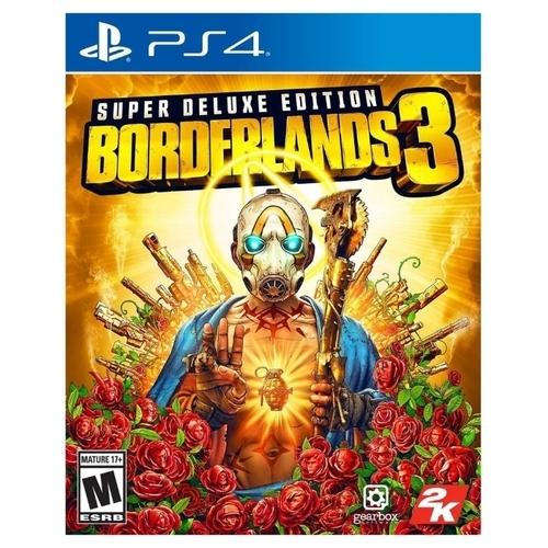 Borderlands 3. Super Deluxe Edition