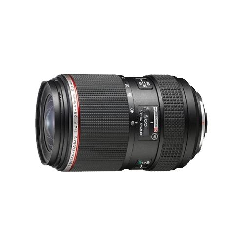 Объектив Pentax DA 645 28-45mm f/4.5 ED AW SR