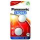Батарейка Panasonic Lithium Coin CR2032