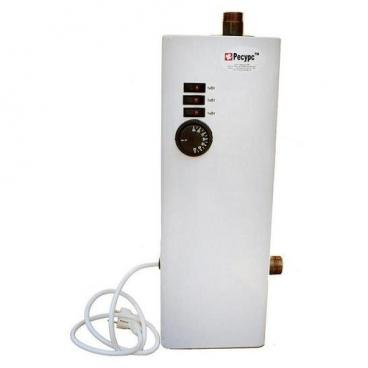 Электрический котел Ресурс ЭВПМ-12 12 кВт одноконтурный