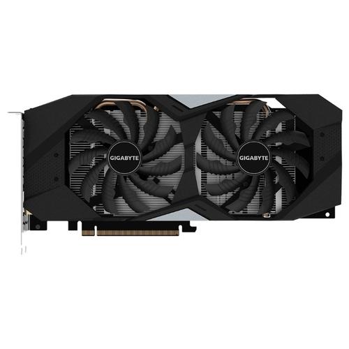 Видеокарта GIGABYTE GeForce RTX 2060 1770MHz PCI-E 3.0 6144MB 14000MHz 192 bit HDMI 3xDisplayPort HDCP WINDFORCE OC (rev. 1.0)
