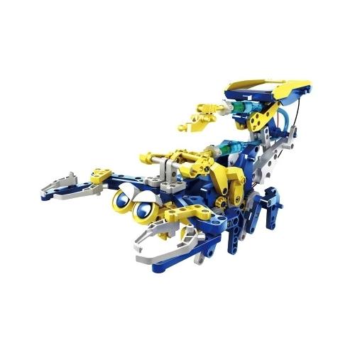 Электромеханический конструктор ND Play На солнечной энергии 280354 Эндека 11 в 1