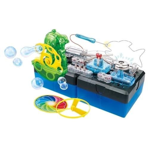 Электромеханический конструктор Amazing Toys Connex 38914 Электроника 14 опытов