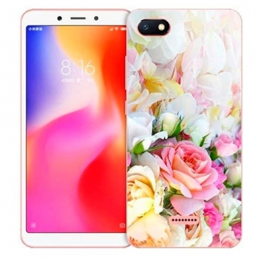 Чехол Gosso 724274 для Xiaomi Redmi 6A