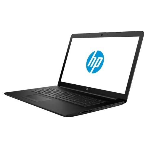 "Ноутбук HP 17-by0188ur (Intel Pentium 4417U 2300 MHz/17.3""/1600x900/4GB/256GB SSD/DVD-RW/Intel HD Graphics 610/Wi-Fi/Bluetooth/DOS)"