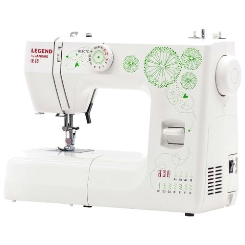 Швейная машина Janome Legend LE-15