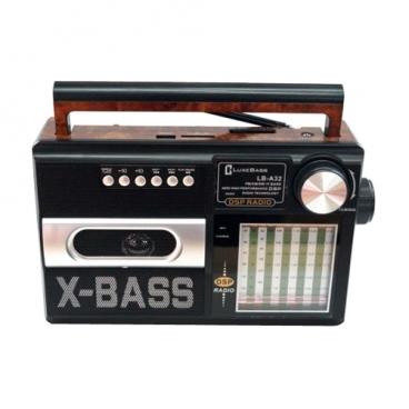 Радиоприемник LuxeBass LB-A32
