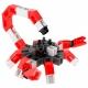 Конструктор ENGINO STEM Heroes SH12 Мир животных - Скорпион