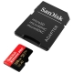 Карта памяти SanDisk Extreme Pro microSDXC Class 10 UHS Class 3 V30 A2 170MB/s 128GB + SD adapter