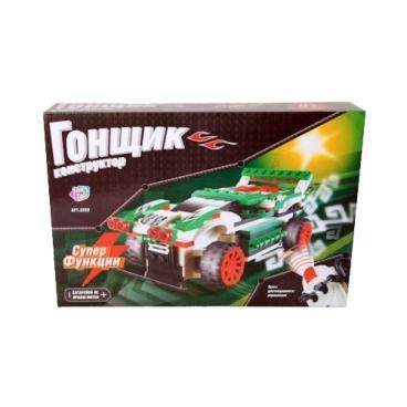 Электромеханический конструктор Joy Toy Гонщик 2222