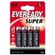 Батарейка EVEREADY Super Heavy Duty АА/R6