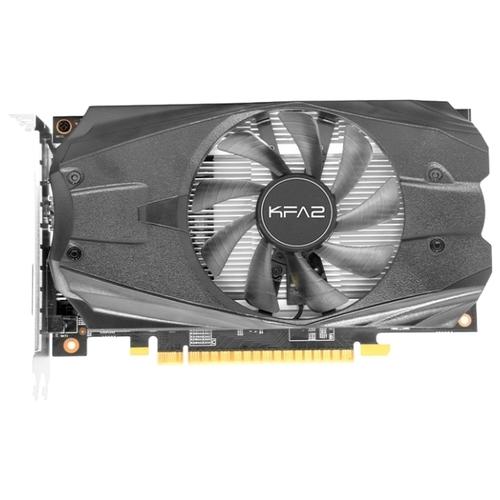 Видеокарта KFA2 GeForce GTX 1050 1366Mhz PCI-E 3.0 2048Mb 7008Mhz 128 bit DVI HDMI HDCP