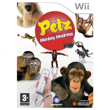 Petz: Monkey Madness
