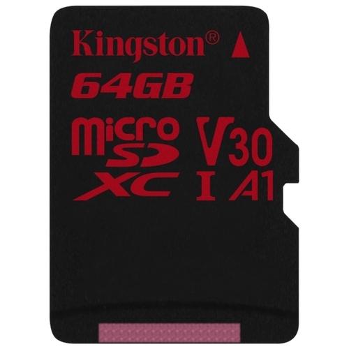 Карта памяти Kingston SDCR/64GB