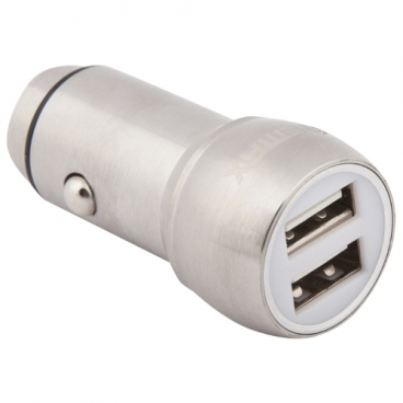 Автомобильная зарядка Remax 2 USB (RCC205)