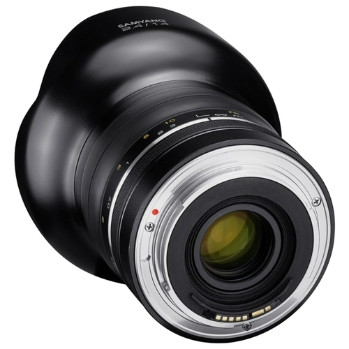 Объектив Samyang 14mm f/2.4 XP AE Canon EF