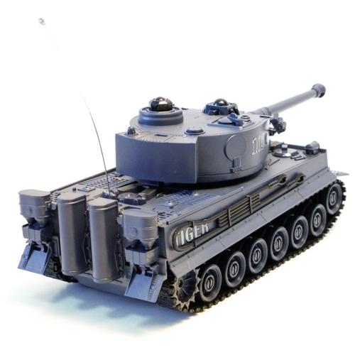 Танк Zegan Тигр 1 (99807) 1:28 31 см