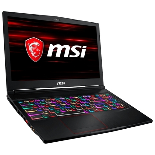 Ноутбук MSI GE63 8RE Raider RGB