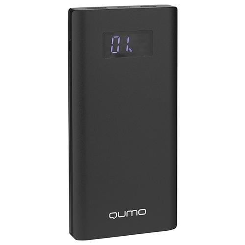 Аккумулятор Qumo PowerAid P10000V2 QC/PD (24024/24025/24026/24027)