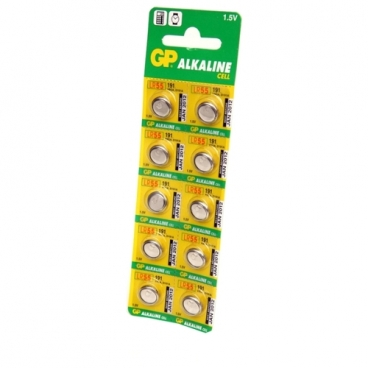 Батарейка GP Alkaline Cell 191 LR55