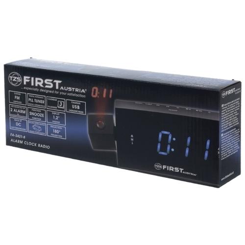 Радиобудильник FIRST AUSTRIA FA-2421-8