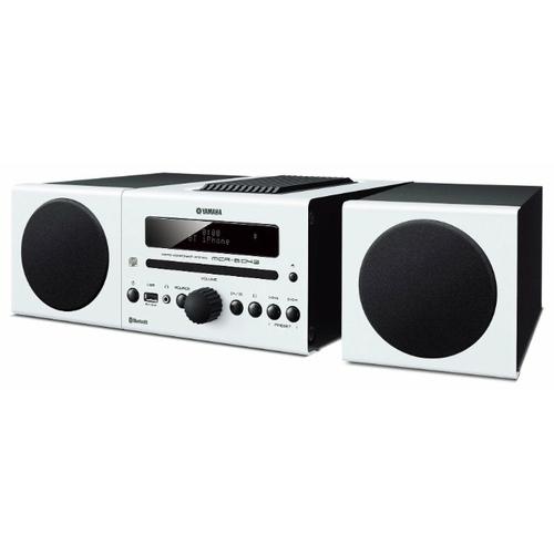 Музыкальный центр YAMAHA MCR-B043 White