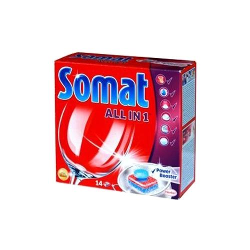 Somat All in 1 таблетки для посудомоечной машины