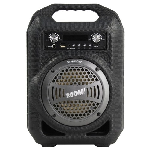Портативная акустика SmartBuy BOOM!