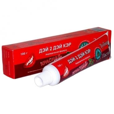 Зубная паста Day2Day Красная