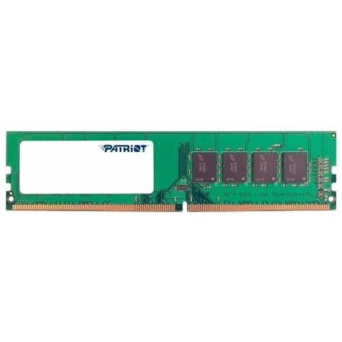 Оперативная память 4 ГБ 1 шт. Patriot Memory PSD44G240081 CL 17