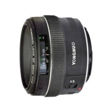 Объектив YongNuo AF 50mm f/1.4 Canon EF
