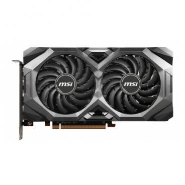 Видеокарта MSI Radeon RX 5700 XT 1670MHz PCI-E 4.0 8192MB 14000MHz 256 bit 3xDisplayPort HDMI HDCP MECH OC