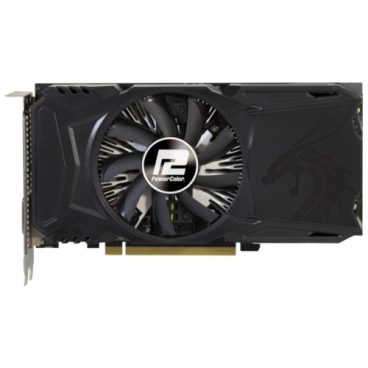 Видеокарта PowerColor Radeon RX 560 1176Mhz PCI-E 3.0 2048Mb 6000Mhz 128 bit DVI HDMI HDCP Red Dragon V2