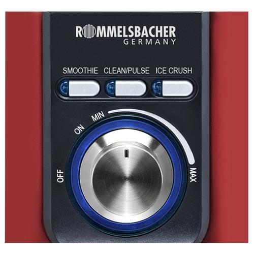 Стационарный блендер Rommelsbacher MX 1205/R