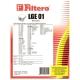 Filtero Мешки-пылесборники LGE 01 Standard